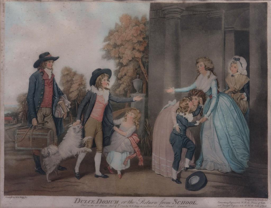 William Ward (1766 - 1826) - graveur anglais Dulce_10