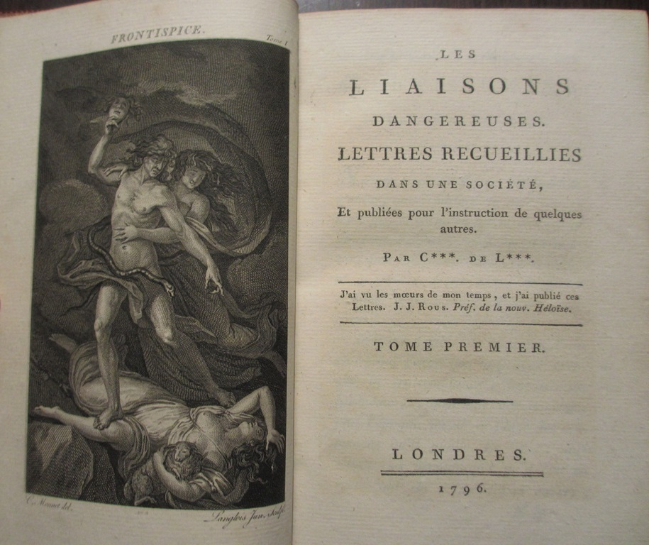 """Les """"Liaisons Dangereuses """",  de Choderlos de Laclos - Page 3 Img_4010"""