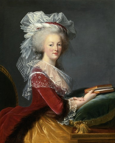 La maladie de la princesse de Lamballe Marie-10