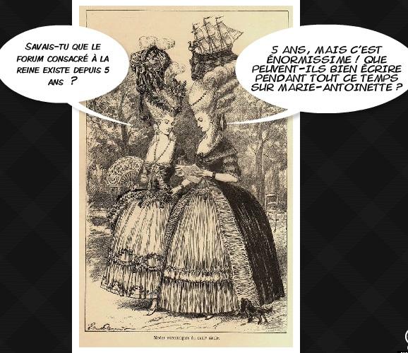 Le Forum de Marie-Antoinette : 5 ans, déjà !! Mysupe10