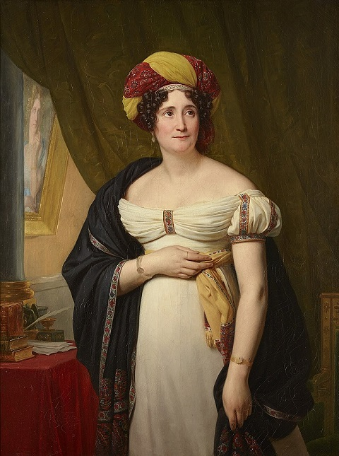 Delphine de Girardin (née Gay)  Portra12