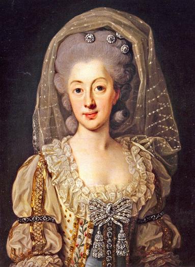 Le film,  « Gustav III :s äktenskap » Sophie10