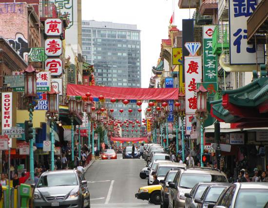 Сан-Франциско Chinat10