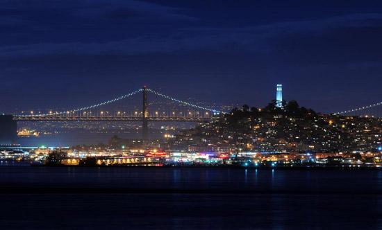 Сан-Франциско Coit2010