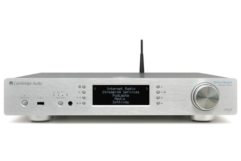 Cambridge Audio Stream Magic 6 Hi-Resolution Audio Streamer Cambri10