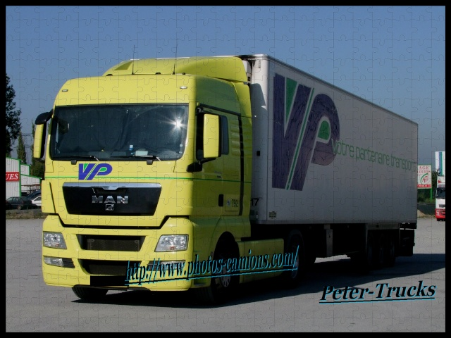 VP Transports (Torigni sur Vire, 50) 811