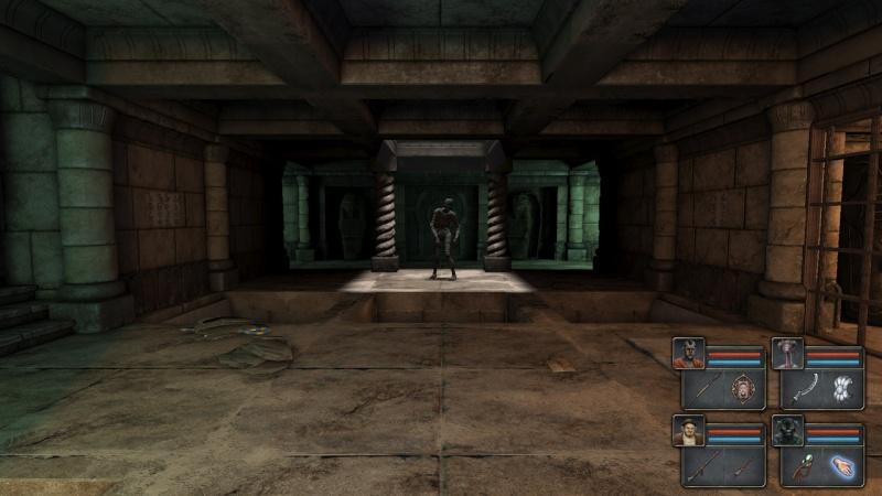 Dungeon crawler  Legend11