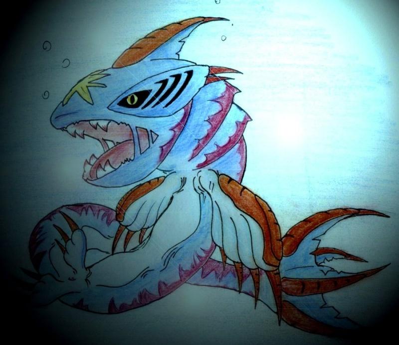 Leviaskin: The Merciless Pokemon Levias10