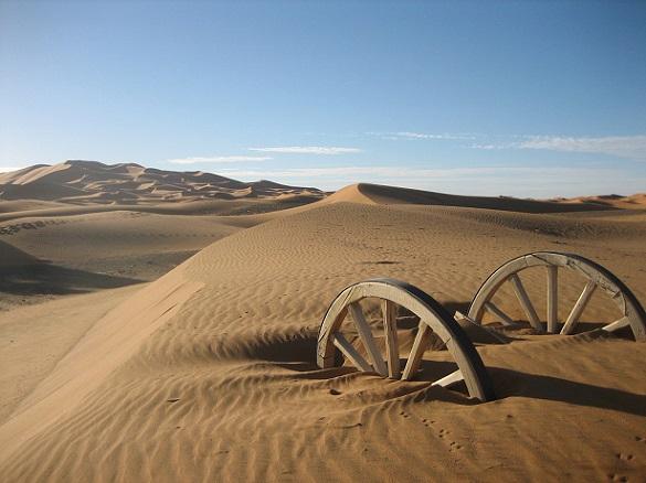 Les passés du Sahara Sahara11