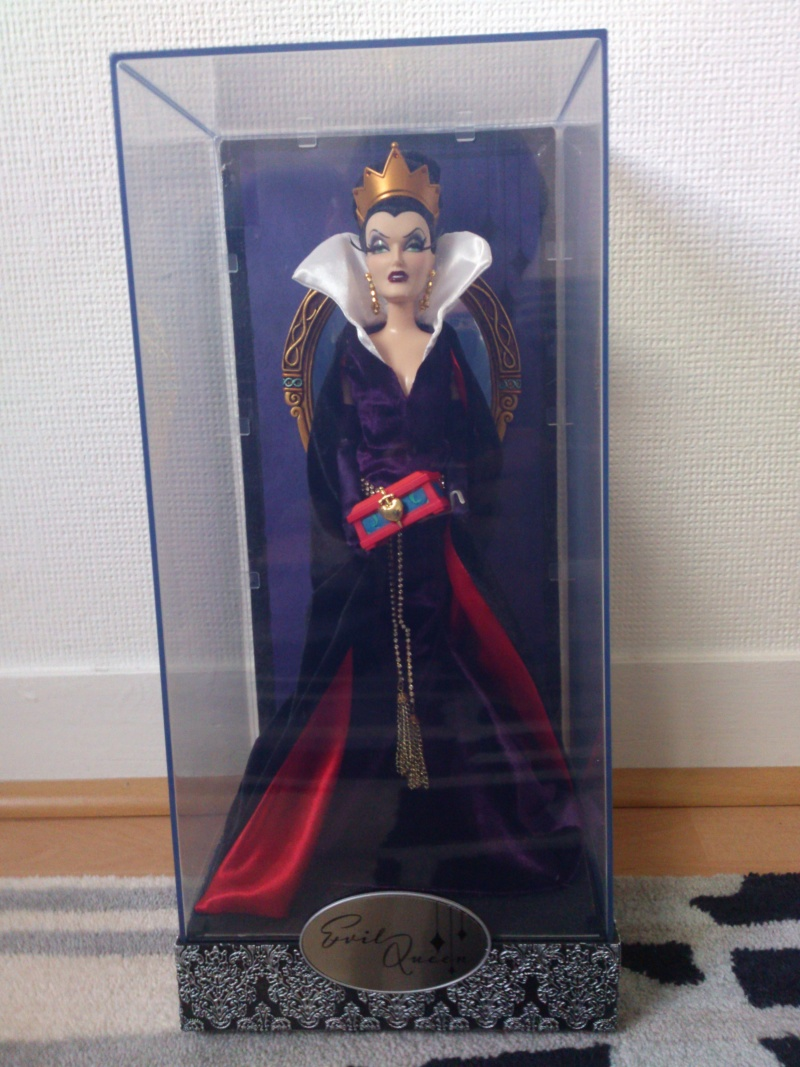 Disney Villains Designer Collection (depuis 2012) Dsc_0101