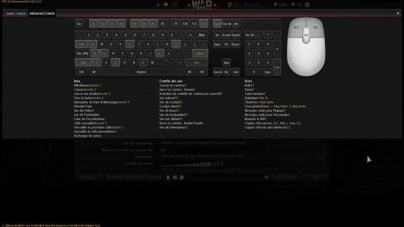 WarThunder ( Simulateur de combat) aerien Image112