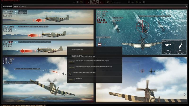 WarThunder ( Simulateur de combat) aerien Image213