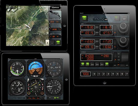 FSX Gauges pour les dispositifs Apple Image215