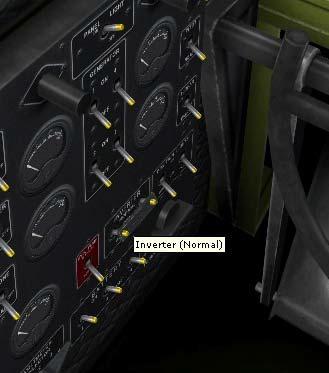 Tableau de commandes B-17 Image312