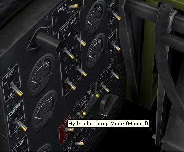 Tableau de commandes B-17 Image411