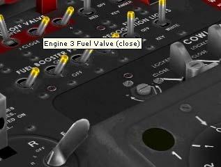 Tableau de commandes B-17 Image810