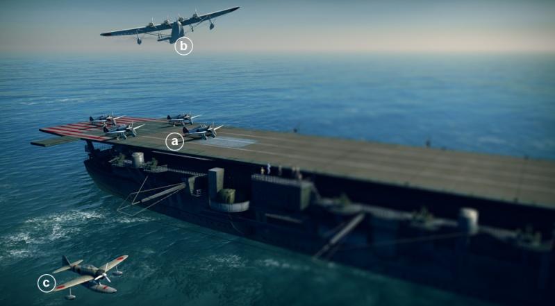 WarThunder ( Simulateur de combat) aerien Naval_10