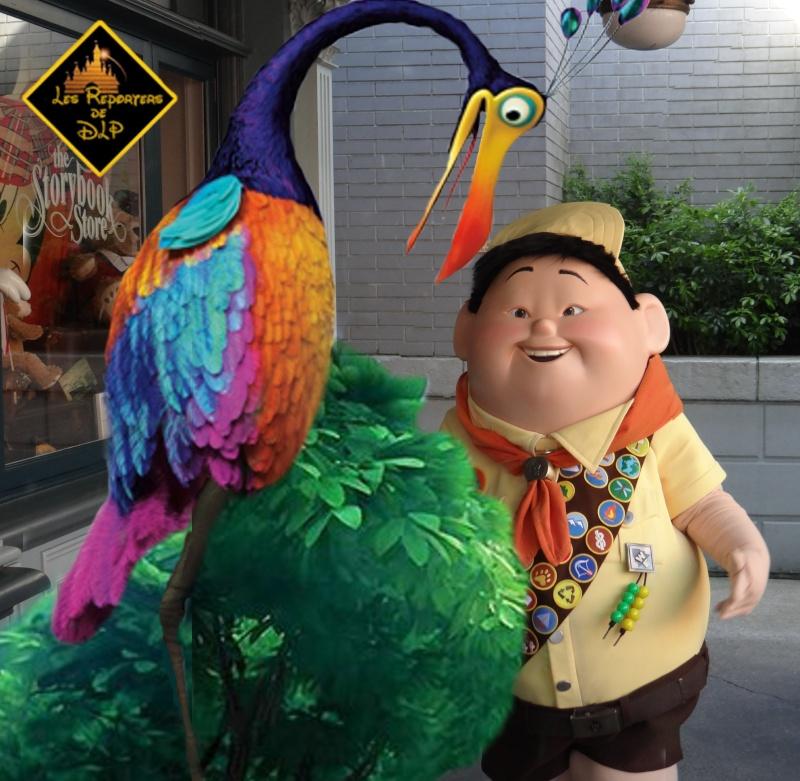 Vos photos avec les Personnages Disney - Page 6 Russel10