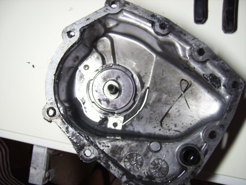 Kit Filtre + joint carter de boite auto A604 Imgp0010