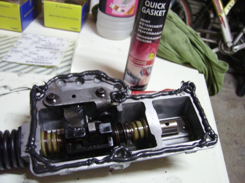 Kit Filtre + joint carter de boite auto A604 Imgp0011