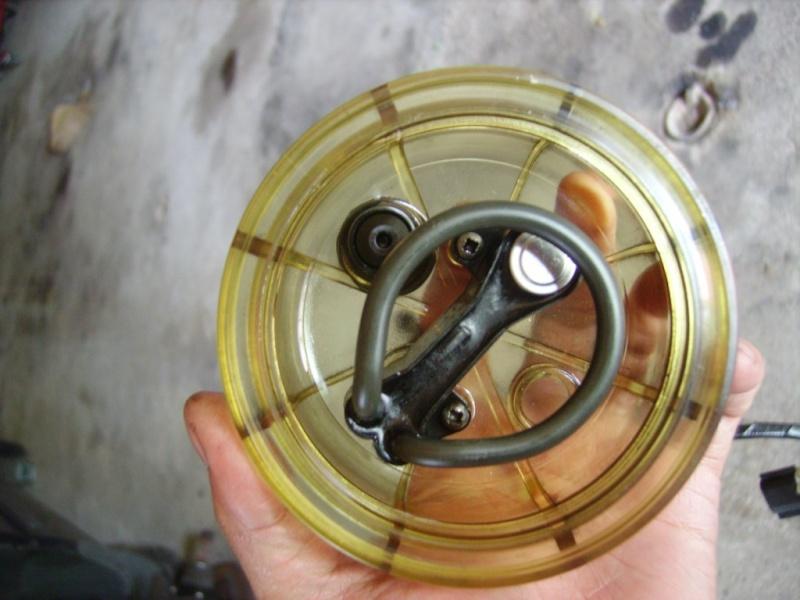 filtre - tuto remplacement filtre à gazoil 2,5 td 98 Imgp0035