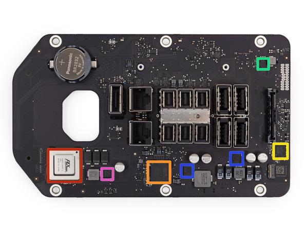 Le nouveau Mac Pro 1511