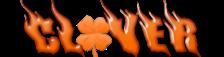 Themes orange clover Clover14