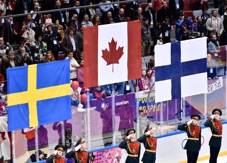"C""EST FAIT CANADA 3 SUÈDE 0 CHAMPION OLYMPYQUE (HOCKEY) Image-11"