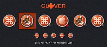 Themes orange clover Screen10