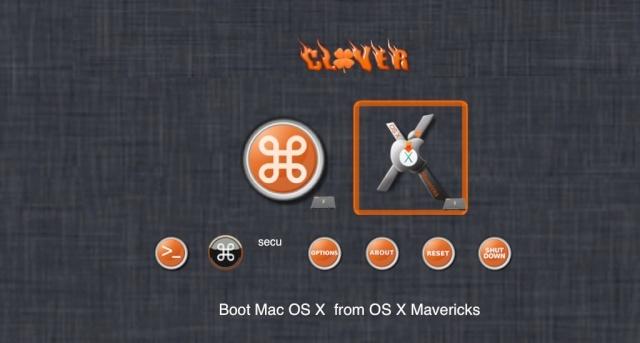 Themes orange clover Screen14