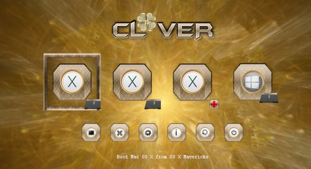 Theme Gold_clover Ttt10