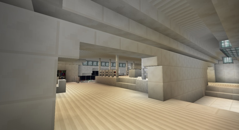 Star Destroyer, with Tantive IV in Minecraft. - Page 2 2014-013