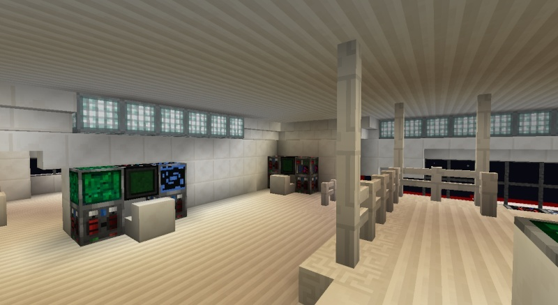 Star Destroyer, with Tantive IV in Minecraft. - Page 2 2014-014