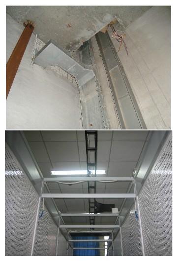 项目3 配线/干线子系统的安装与施工 任务1 桥架的安装 Qiaoji11
