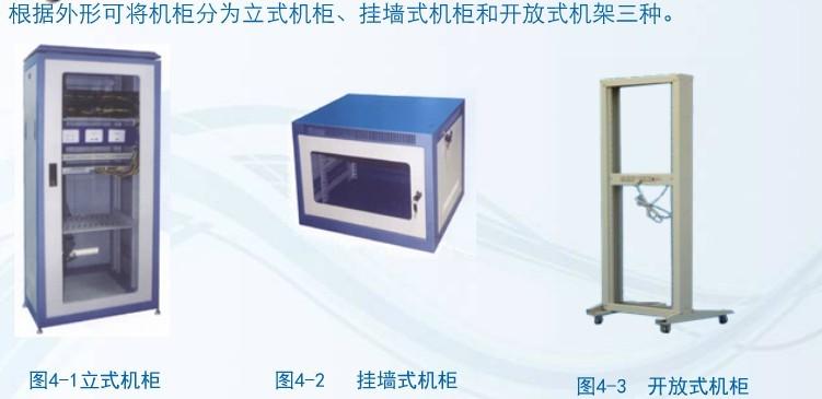 项目4 设备间子系统的安装与施工 任务1  Xm4rw111