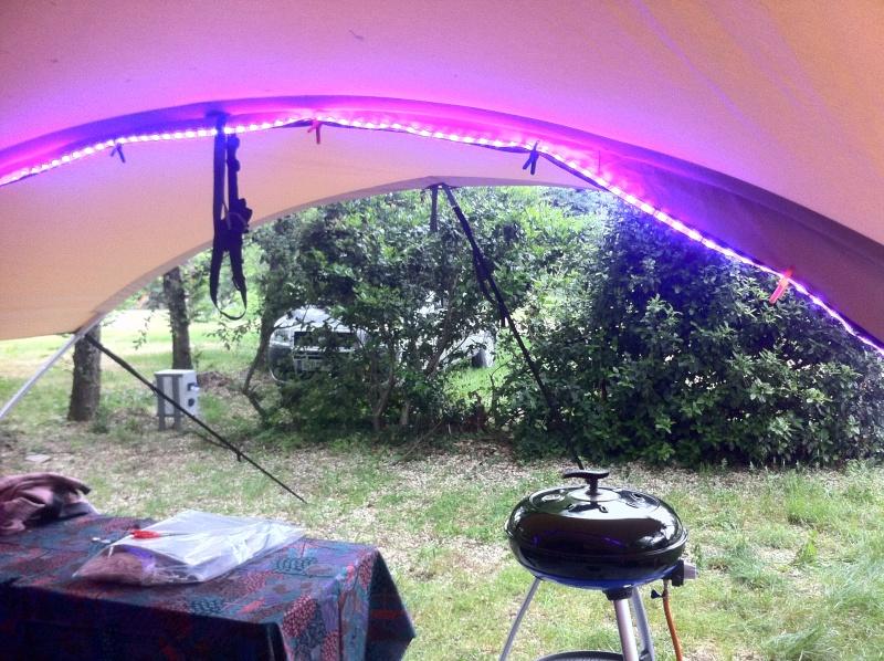 Eclairage intérieur tente - Ruban LED ? Img_4931