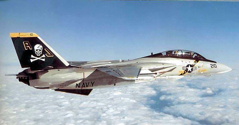 Tenue pilote de chasse de la VF-84 Jolly Rogers sur F-14 Tomcat 800px-10