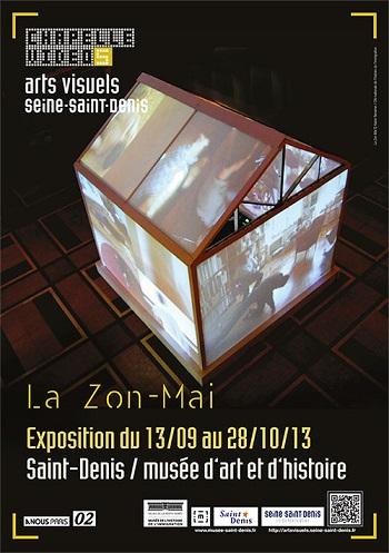 Exposition Chapelle Vidéo 5 : La Zon-Mai au musée d'art et d'histoire Visuel11