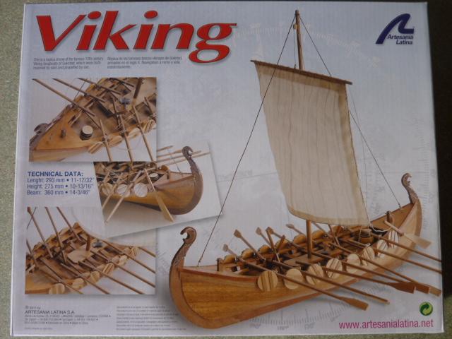 Le Viking de Artesania Latina au1/75° Drakka10