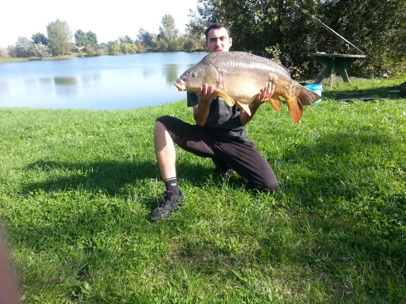 un poisson inattendue !!!  20131016