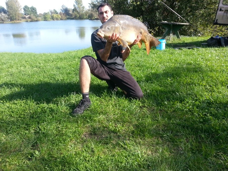 un poisson inattendue !!!  20131017