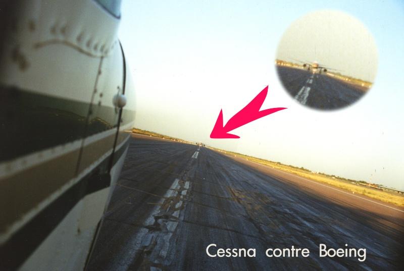 Déluge du désert au Tchad... Cessna10