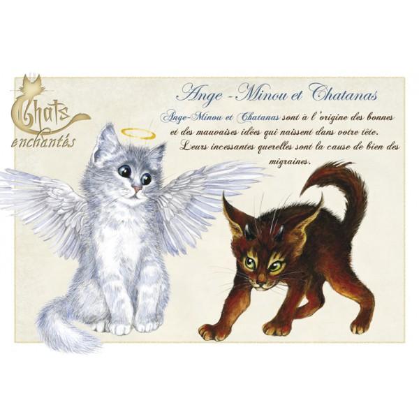 Chats Enchantés Ange_m10