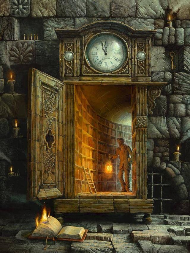 Horloge et temps Biblio10