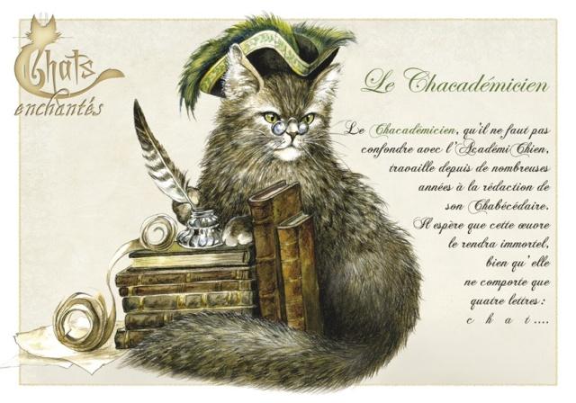 Chats Enchantés Chatca11