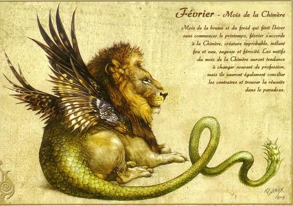 Le grand bestiaire de Séverine Pineaux Fev10