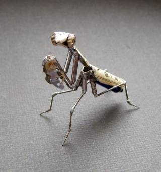Esprit Steampunk Insect11