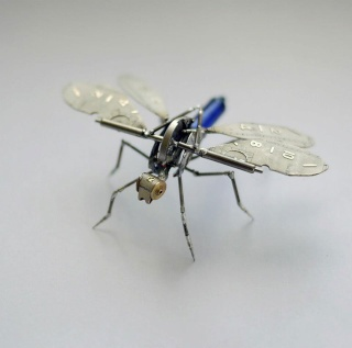 Esprit Steampunk Insect12