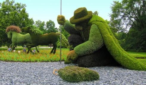 sculptures Horticoles Sculpt16
