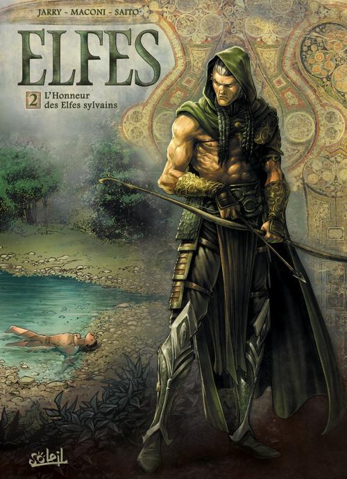 Série elfes... T210